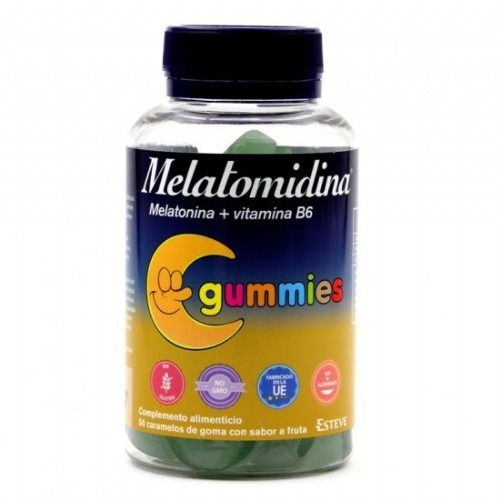 Melatomidina gummies (50 u)