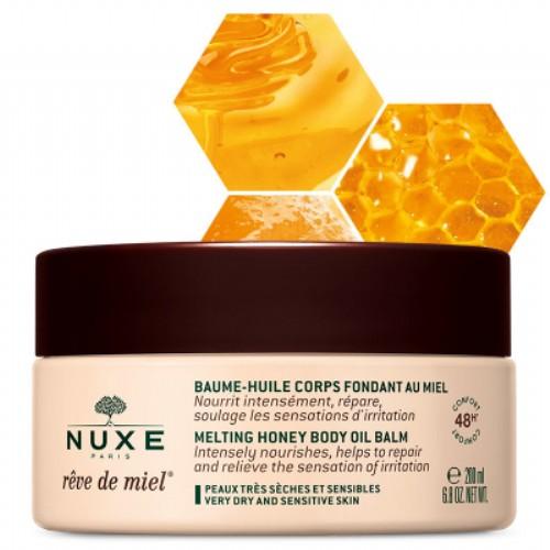 Nuxe Reve de miel Bálsamo Aceite corporal fundente 200 ml