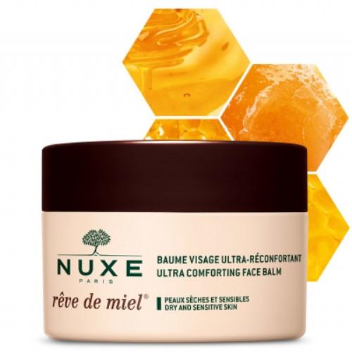 Nuxe Reve de miel bálsamo rostro ultra reconfortante 50 ml