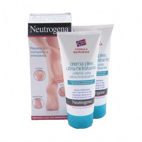 Neutrogena Pack pies  ultrahidratante 100 ml + 100 ml