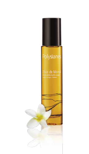 Polysianes elixir de monoi - klorane (100 ml)