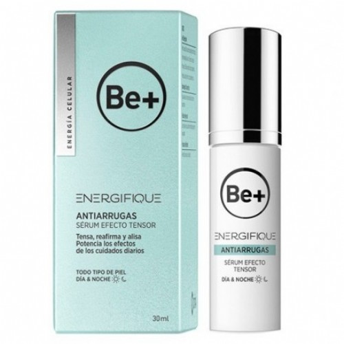 Be+ energifique antiarrugas serum efecto tensor (50 ml)