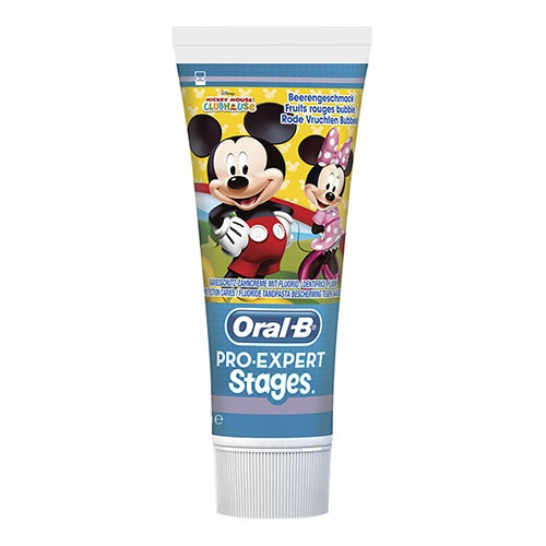 Oral-b cars pasta dental infantil (75 ml)