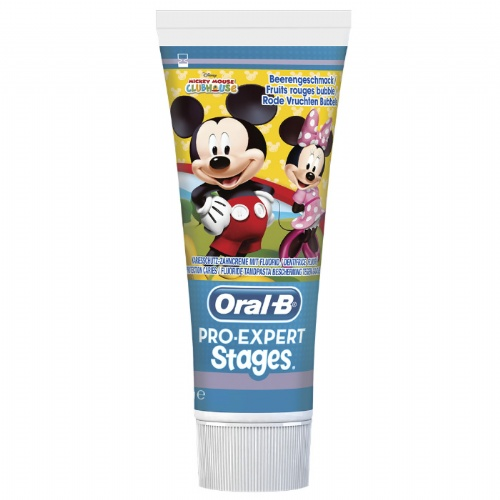 Oral-b kids pasta dental (frozen 75 ml)