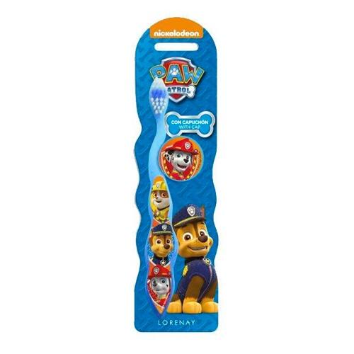 Cepillo de dientes niã'o patrulla canina