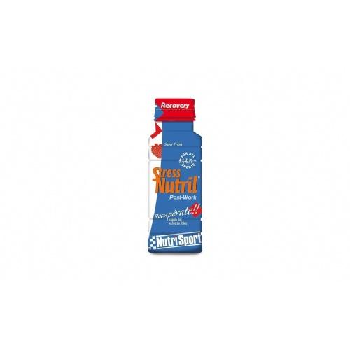 Nutrisport stressnutril  botellas fresa 240 ml