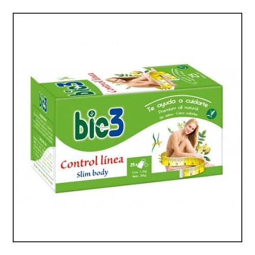 Bio 3 control de peso 25 bolsitas.