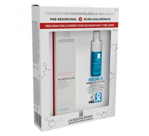 Pigmentclar serum - la roche posay (30 ml)