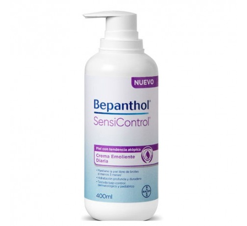Bepanthol sensicontrol (crema 400 ml)