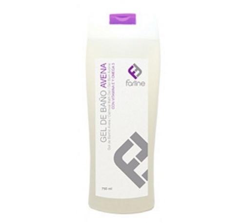 Farline gel de avena (750 ml)