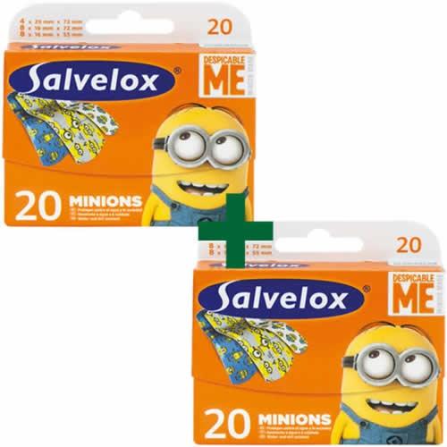 Salvelox - aposito adhesivo (agatha surtidas 20 u)