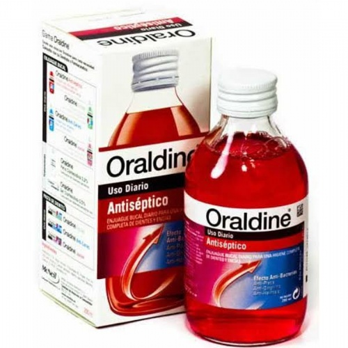 Oraldine colut 200 ml