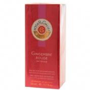 Roger & gallet cofre de navidad - gingembre rouge intense (50 ml)