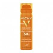 Ideal soleil spf 50 bruma invisible protectora (aerosol 75 ml)