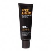 Piz buin fps -30 ultra light dry touch - proteccion solar cuerpo alta fluido (150 ml)