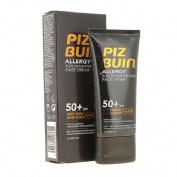 Piz buin allergy fps - 50+ proteccion muy alta - crema facial (50 ml)