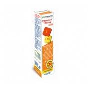 Vitamina c 1000mg + zinc  arkovital comp eferves (20 comprimidos)