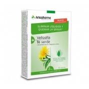 Arkopharma complex te verde - vellosilla 40 caps