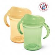 Taza bebedor mini cup 2 en 1 - nuk easy learning