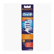 Cepillo dental electrico recargable recambio - oral-b drumbrush eb 30-2 (2 u)
