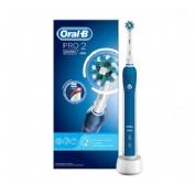 Cepillo dental electrico recargable - oral-b pro2 cross action