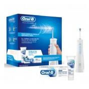 Aquacare 4 irrigador - oral b (pack especial)