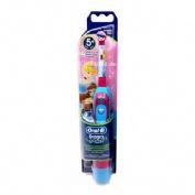 Cepillo dental a pilas - braun oral-b advance power (kids)