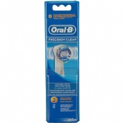Cepillo dental electrico recargable - oral-b precision clean recambio (2 u (eb17-2))