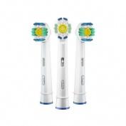 Cepillo dental electrico recargable - oral-b 3d white (3 u (eb18-3))