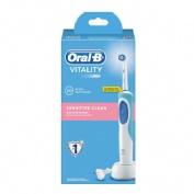 Cepillo dental electrico recargable - oral-b vitality sensitive clean