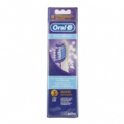 Cepillo dental electrico recargable - oral- b pulsonic con tecnologia sonica recambio (3 u (ssf32-3)