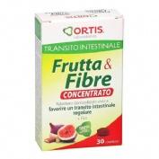 Frutas y fibras forte (24 comprimidos)
