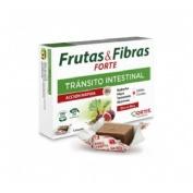 Fruta y fibra clasico (12 cubos)