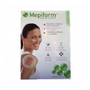 Mepiform silicona reductor de cicatrices (5 x 7.5 cm 5 u)