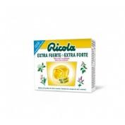 Ricola caramelos extra fuertes (miel limon 51 g)