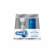 Oral-b cuidado intensivo de encias pack (pasta 85 ml + gel 63 ml)