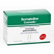 Somatoline cosmetic tto anticelulitico (10 ml 30 sobres)