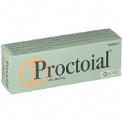 Proctoial gel hemorroidal con aplicador (30 ml)