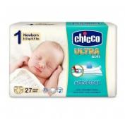 Paã'al chicco ultrasoft newborn 2-5kg 27u