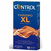 Control finissimo xl - preservativos (12 u)