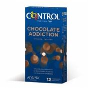 Control chocolate addiction - preservativos (12 u)