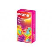Prime flavours - preservativos (12 u surtido sabores colores)