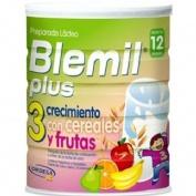 Blemil plus 3 crecimiento cereales y fruta (800 g)