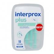 Cepillo espacio interproximal - interprox plus (micro envase ahorro 10 u)