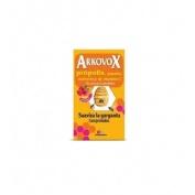 Arkovox propolis + vitamina c comp masticables (24 comprimidos sabor frambuesa)