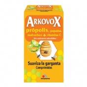 Arkovox propolis + vitamina c comp masticables (24 comprimidos sabor citricos)