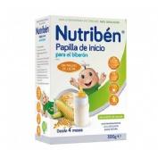 Nutriben inicio biberon - papilla sin gluten (300 g)