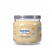 Nutriben potito inicio a la fruta - manzana golden (120 g)
