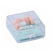 Tapones oidos silicona - joya (2 tapones)
