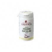 Aceite de higado de bacalao + vitamina e - ana maria lajusticia (90 perlas)